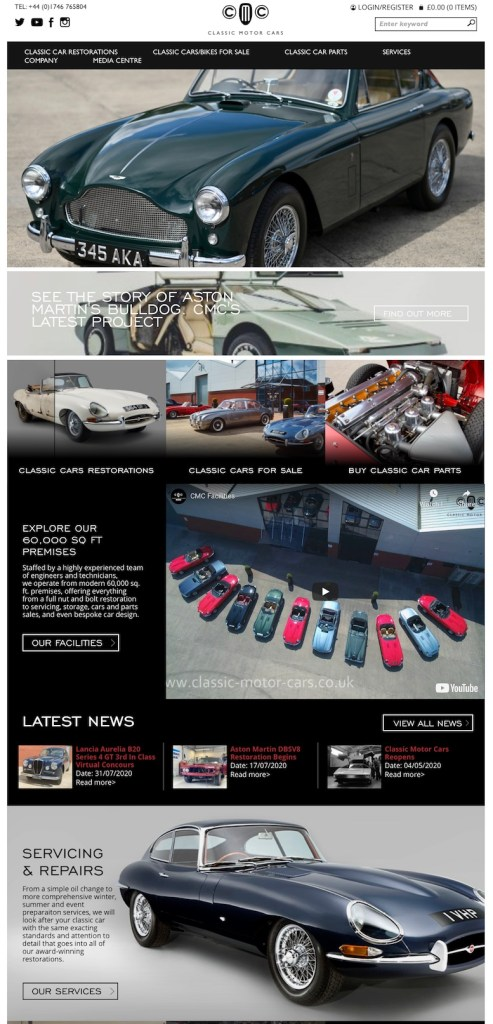 CLASSIC MOTOR CARS in SCOTTYS Supplier Library IMG2