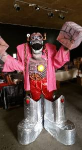 Awesome FrankenBerry CosPlay