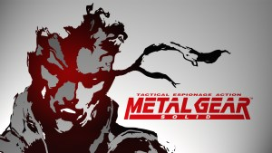 A New Metal Gear Monday