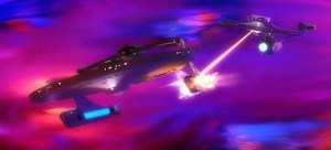 Enterprise will punish you for exploring.