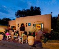 Santa Fe Patio by Scot Zimmerman