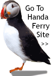 Handa Ferry on NC500