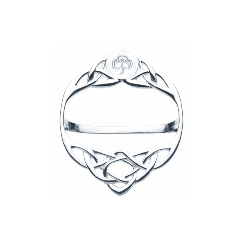 Sterling Silver Scarf Ring
