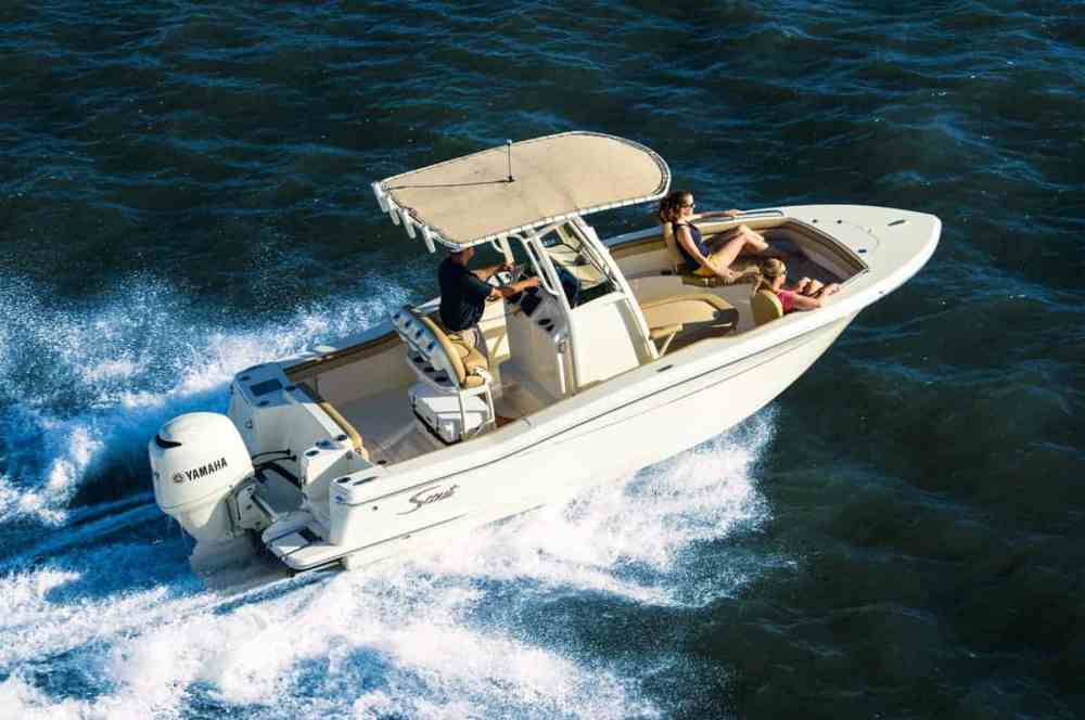 medium resolution of our best value center console boat