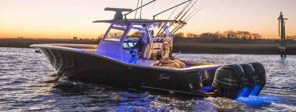 medium resolution of center console saltwater fishing