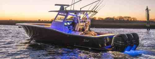 small resolution of center console saltwater fishing