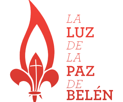 Reparto de la Luz de la Paz de Belén 2018