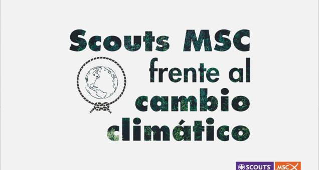 Declaración Institucional: Scouts MSC contra el cambio climático