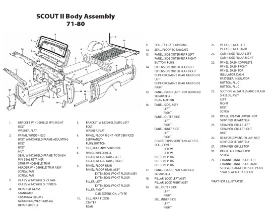 1974 Ih Scout Ignition Wiring Diagram International Scout Ignition