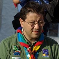 Luigi Bocchino Capo Contingente della delegazione FIS (Federazione Italiana dello Scautismo) al 22° World Scout Jamboree, ovvero delle due associazioni che ne fanno parte, CNGEI e AGESCI. In Svezia sarà il referente ufficiale a del nostro paese.