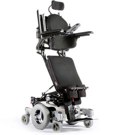 Staop rolstoel Jive Up van Sunrise Medical  Scouters