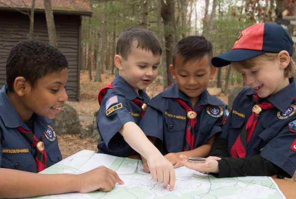 Cub Scouts - Boy Of America