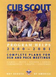 Cub Scout Program Helps