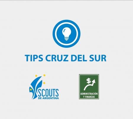 Tips de apoyo para uso de Cruz del Sur