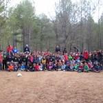 Fotos del campamento de Semana Santa