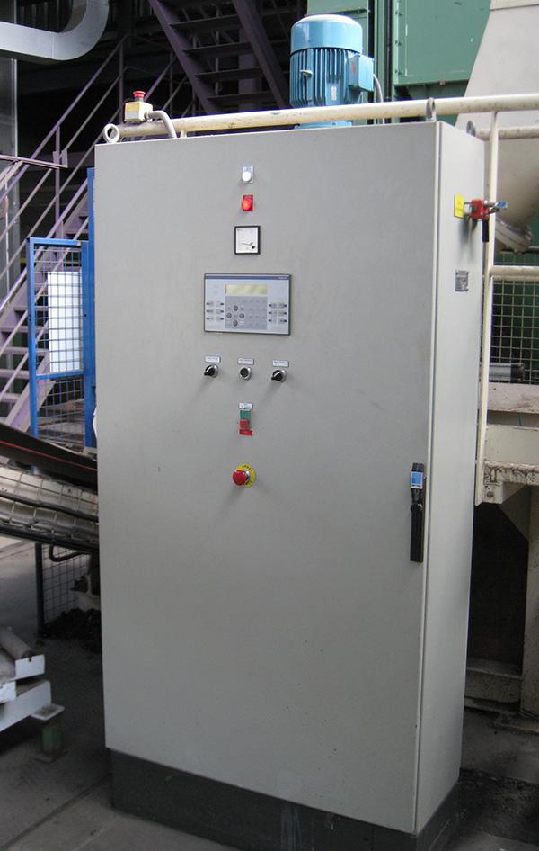 armoire electrique de sablerie occasion