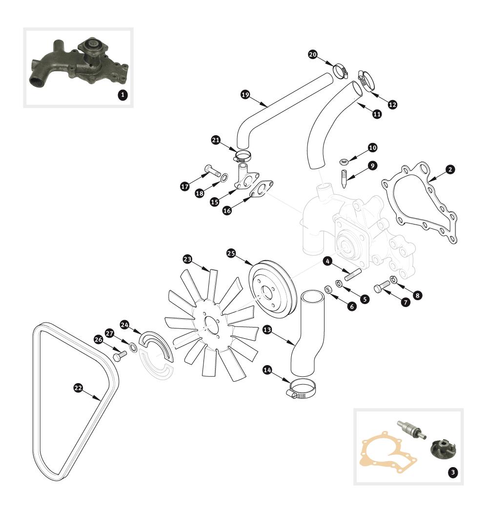 Service manual [2010 Jaguar Xk Fan Belt Repair