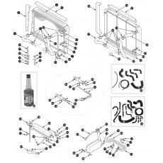Parts for Jaguar XJ6 and Daimler Sovereign • Cooling