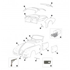 Sunbeam Tiger Wiring Diagram Amc Amx Wiring Diagram Wiring