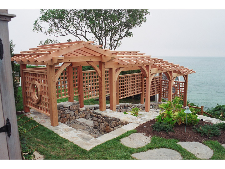 South County Post  Beam Inc  GalleryTimber frame Post