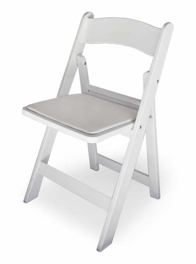 bamboo directors chairs big and tall office amazon white padded folding chair | south coast wedding hire