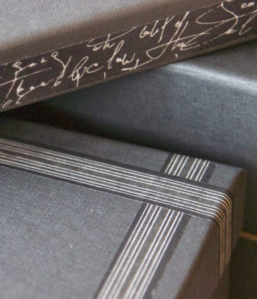 Ikea opbergdozen DIY washi tape Ikea Hack mooie opbergers