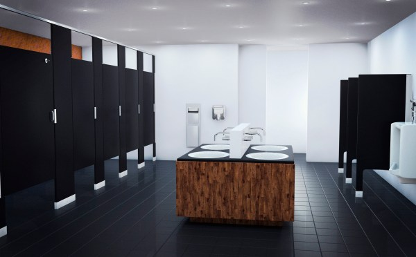 Commercial Bathroom Stalls Design