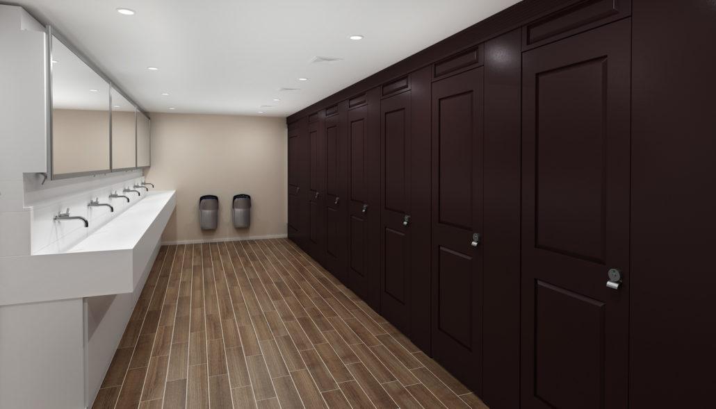 Bathroom Stalls  Partitions  Toilet Partitions  Scranton Products