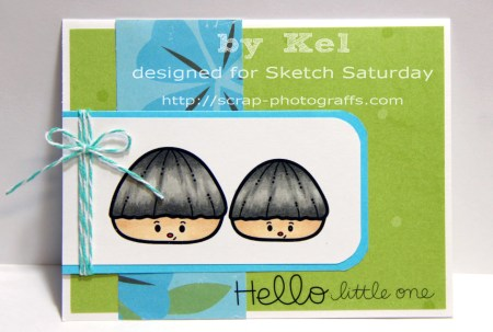 SketchSaturday-Sketch403-KittyBeeDesigns-SeaBuddies-Opihi-kelA