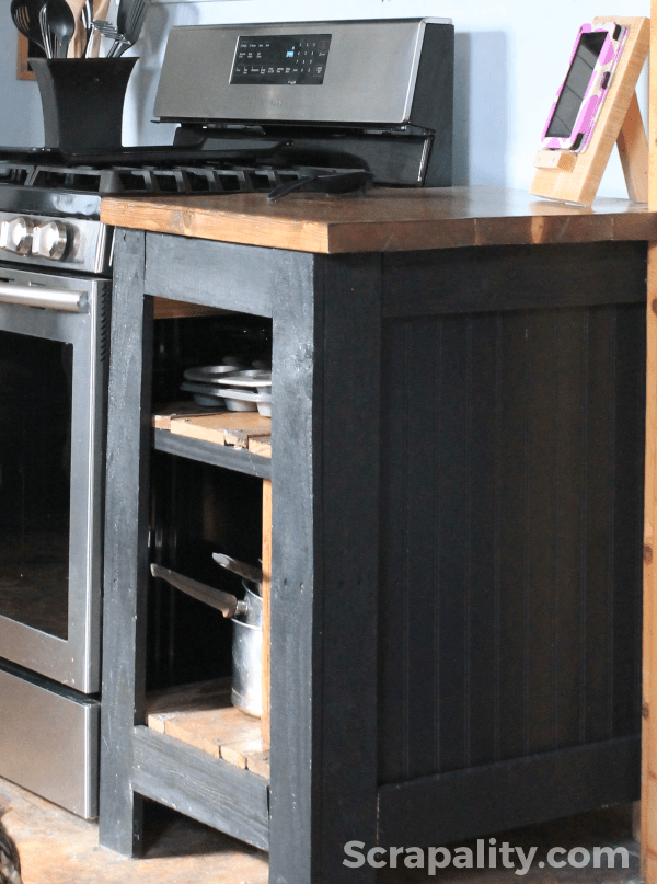 Reclaimed Wood Kitchen Cabinets for the Kitchen  Scrapality