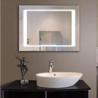 horizontal bathroom mirrors those popular led mirrors you ...