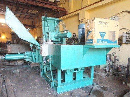 baling pressing machine