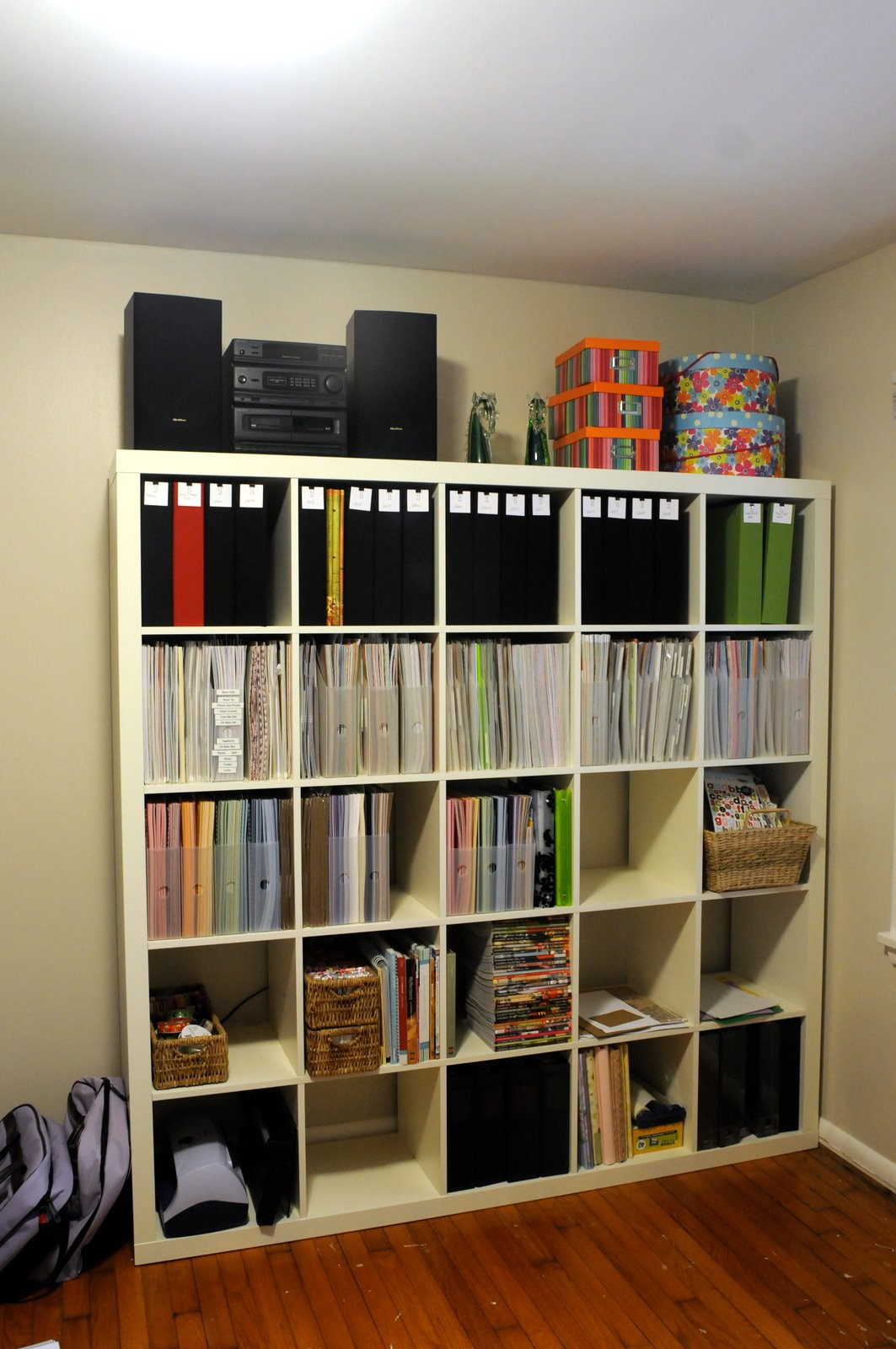 Scrapbook Rooms Using Ikea Products