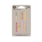 Jillibean Soup - Alphabet Soup II Collection - Mini Clothespin