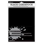 Ranger Ink - 8.5 x 11 Cardstock Pack - Black