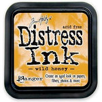 Ranger Ink - Tim Holtz - Distress Ink Pads - Wild Honey
