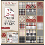 PhotoPlay Paper - Mad 4 Plaid Collection - Tailored - 12 x 12 Collection Pack
