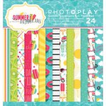 Photo Play Paper - Summer Daydreams Collection - 6 x 6 Paper Pad