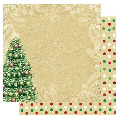 Best Creation Inc Merry Christmas Collection 12 X 12