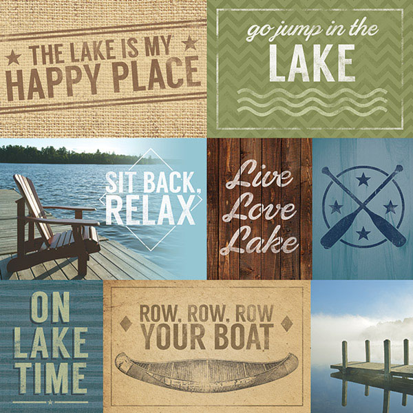 Paper House Productions At the Lake Tags Paper