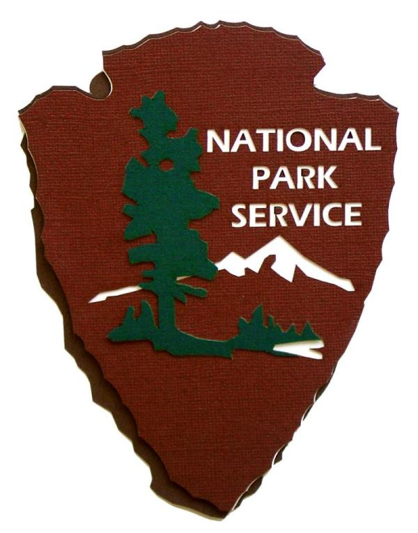 Paper Wizard - National Parks Collection Die Cuts Insignia