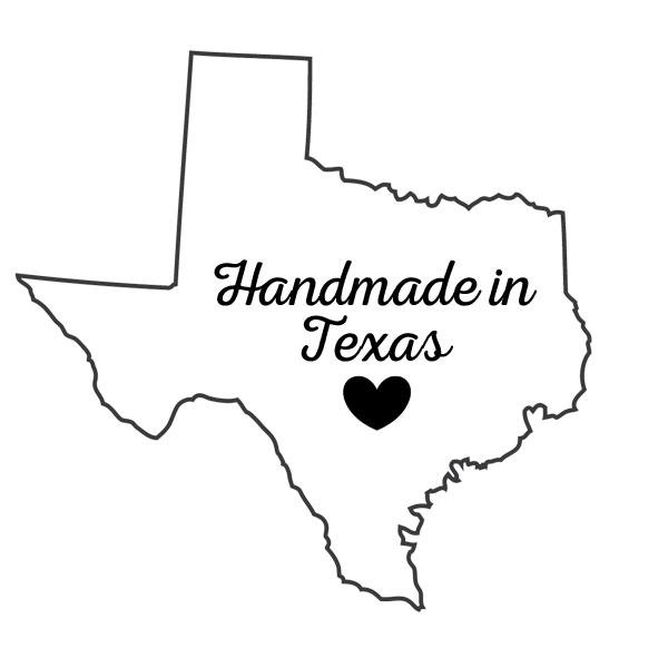 Scrapbook Customs State Sightseeing Handmade In Texas Stamp