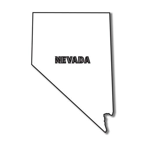 Shape Of Nevada