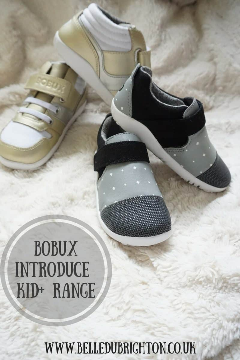Bobux Kid+