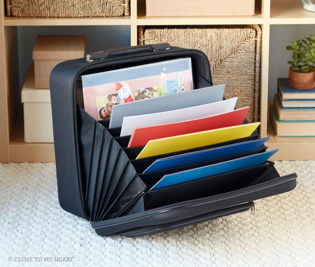 Designer Travel Paper Insert