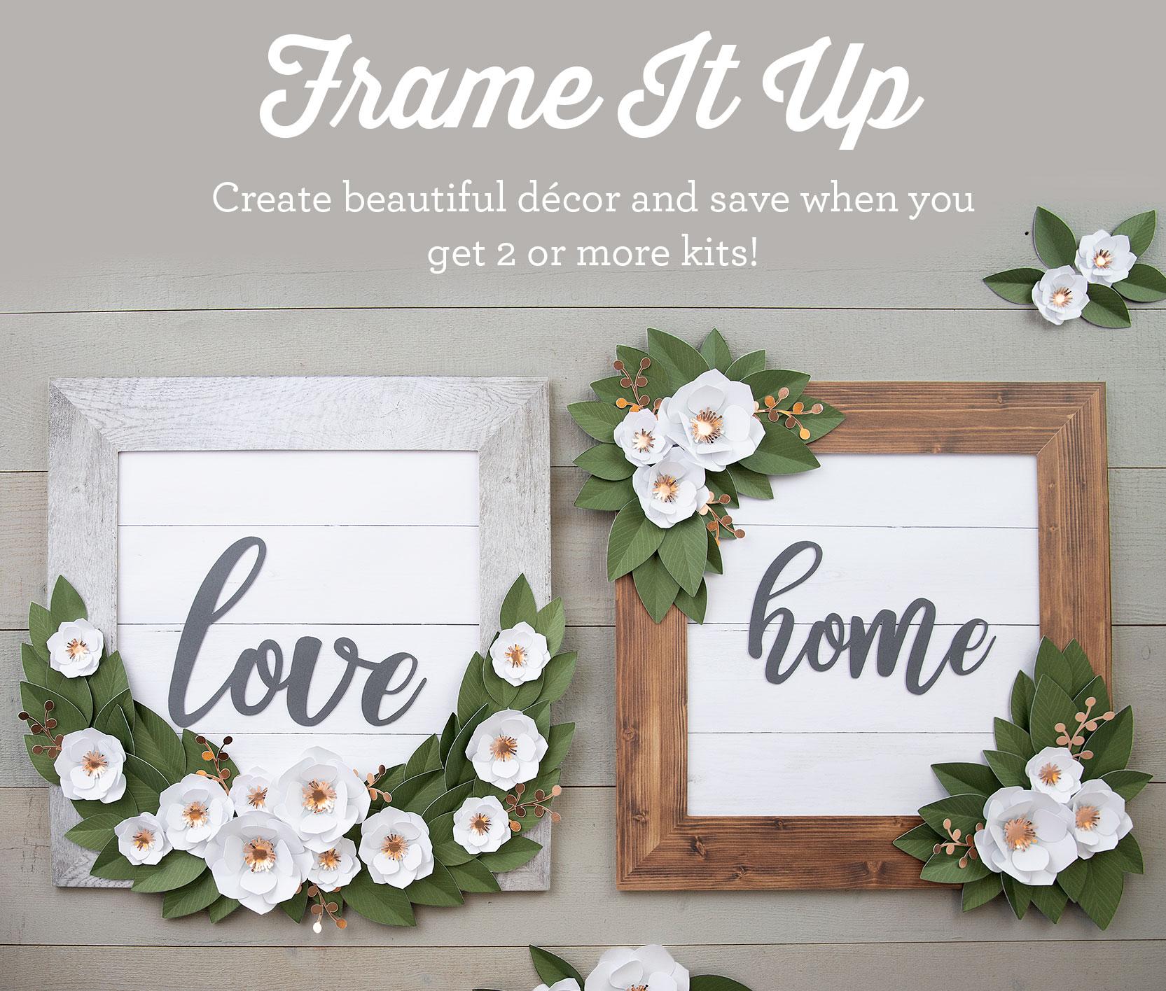 Frame It Up