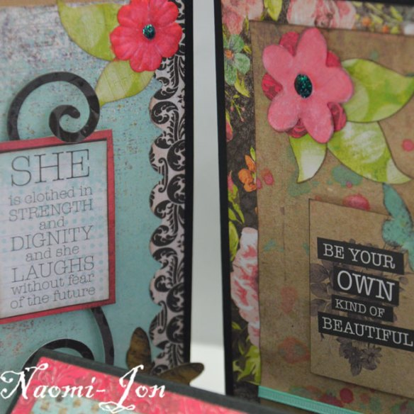 Kids Cardmaking Class by Naomi-Jon Redshaw
