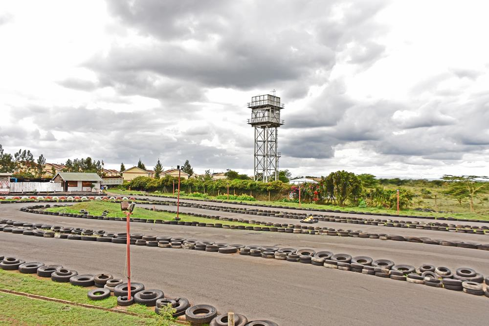 Go Karting Nairobi