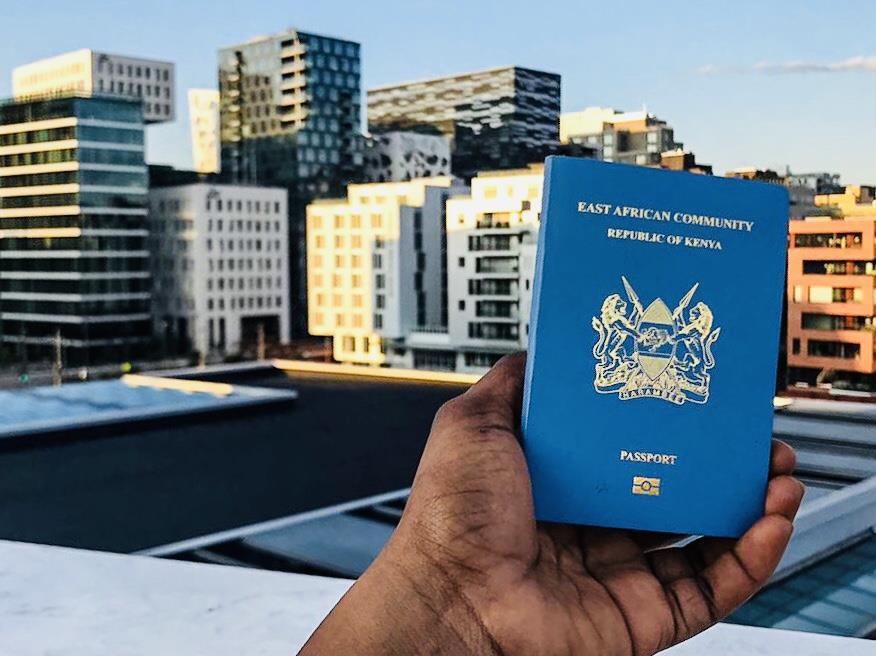 Kenya E-Passport Guide: All You Need To Know Before You