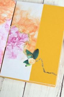 mini-album-reliure-feuillet-bandelette-couverture-lin-6